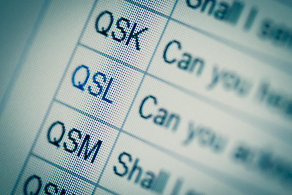 Q Codes Screenshot