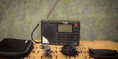 Weltempfänger Test: Tecsun PL-380