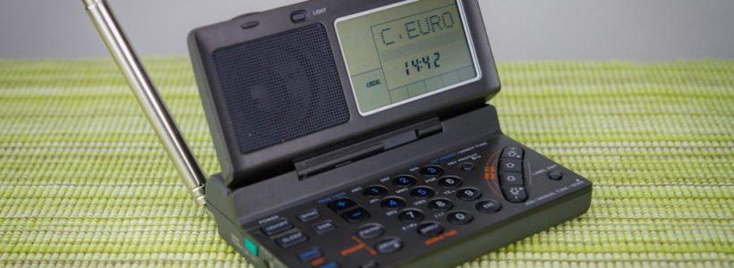 Weltempfänger Test: Sony ICF SW100