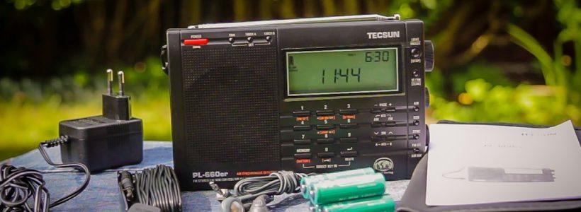 Tecsun PL-660 Weltempfänger