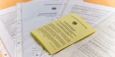 Schriftverkehr mit der Bundesnetzagentur