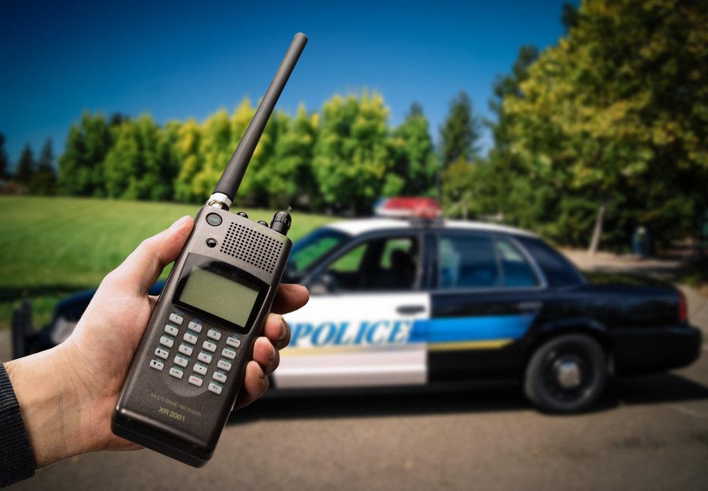 Polizeifunk Abhören